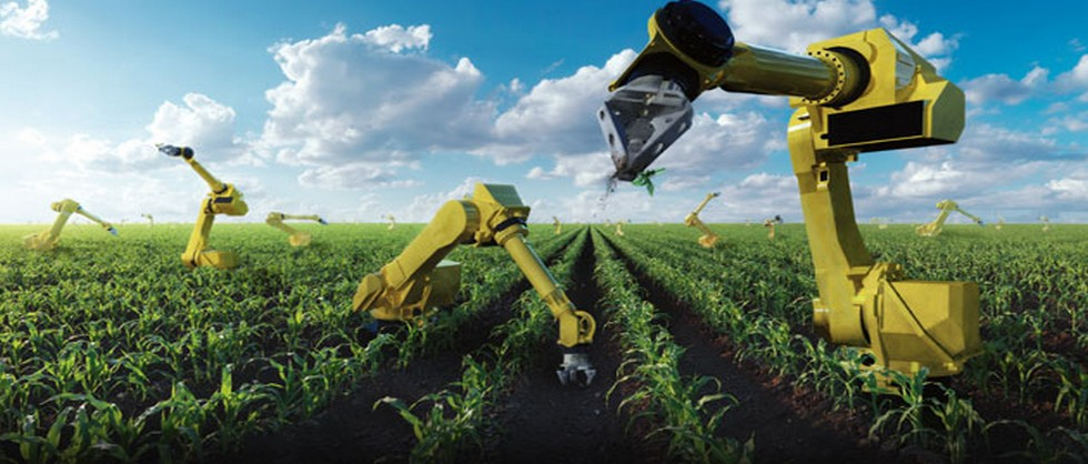 Agricultural robots - Food security secured!